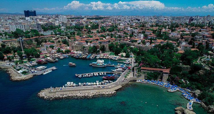 Antalya'da yabancılara konut satışı yüzde 47 arttı