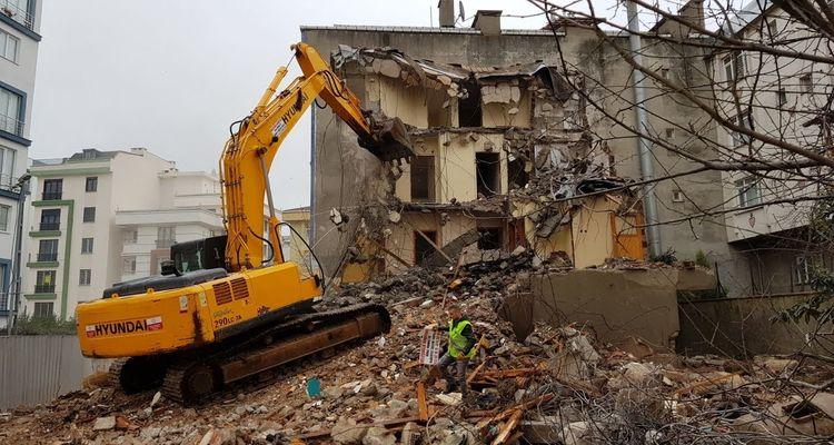 Bina yıkımlarında yeni dönem başlıyor