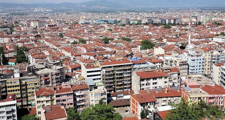 Bursa'da 7 aylık dönemde 24 bin konut satıldı