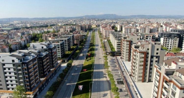 Bursa'da yılın ilk yarısında 20 bin konut satıldı