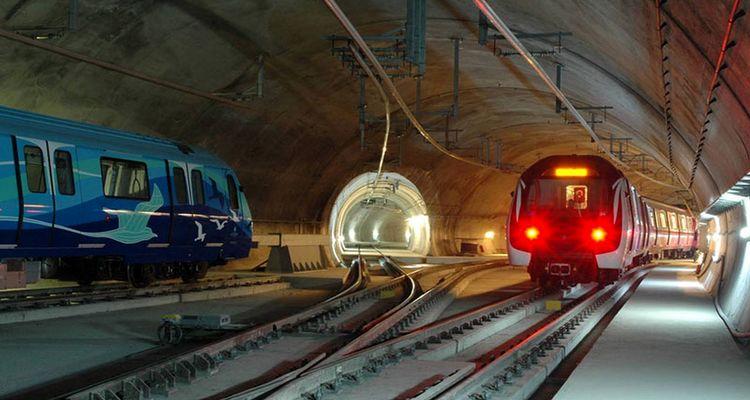 Dudullu-Bostancı metrosunda sona yaklaşıldı