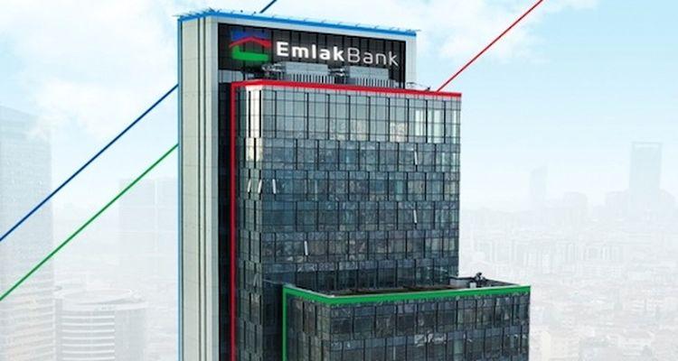 Emlak Bank'ın aktif büyüklüğü 24.3 milyar TL oldu