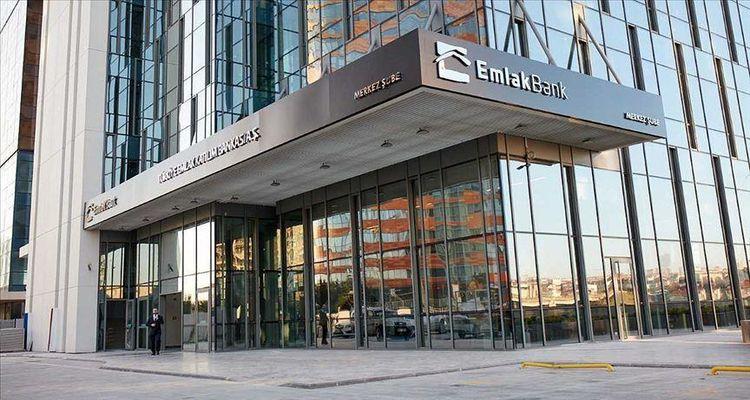 Emlak Bank'ın İzmir'deki yeni şubesi hizmete açıldı