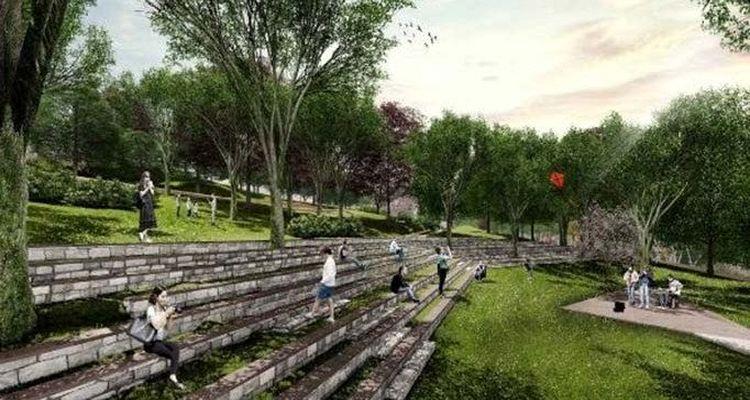 Gölbaşı'nda millet bahçesi 2022'de açılacak