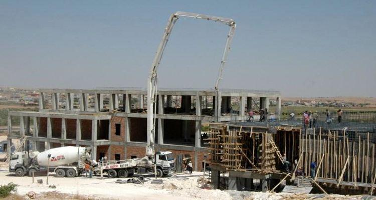Hazır beton sektörü 2020'de yüzde 23 büyüdü