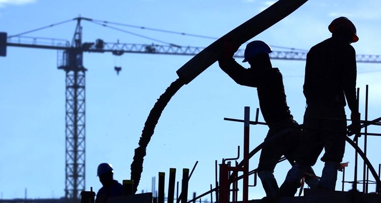 İnşaat faaliyetleri Mayıs ayında düşüş gösterdi