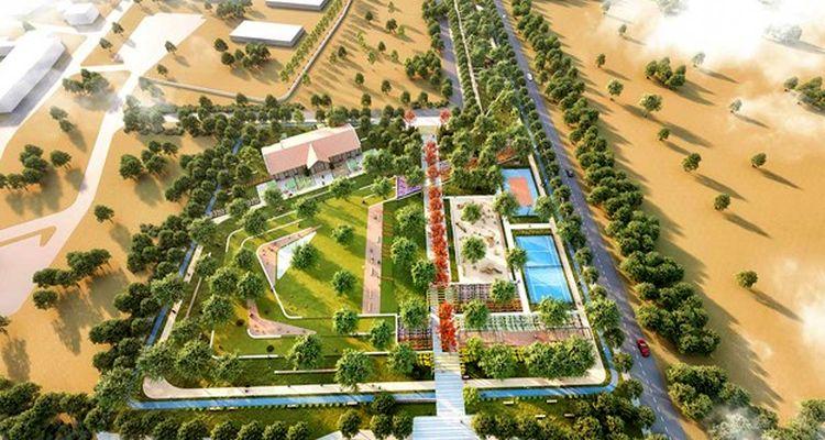 İskenderun'da millet bahçesi kuruluyor