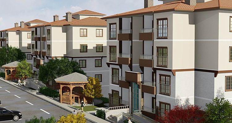 Isparta Çünür'de 1002 yeni sosyal konut inşa edilecek