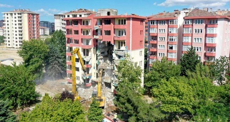 İstanbul'da 118 bin konut dönüşüyor