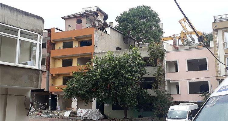 İstanbul'da 300 bin bina acil dönüşüm bekliyor