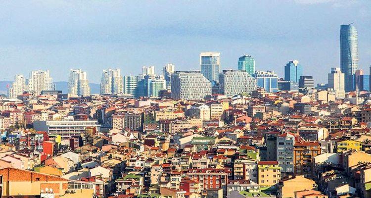 İstanbul'da konut fiyatları yıllık bazda yüzde 25 arttı