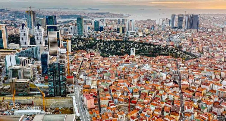 İstanbul'da yapı ruhsatı verilen bina sayısı arttı