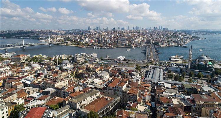 İstanbul'da yılın ilk 5 ayında 82 bin konut satıldı