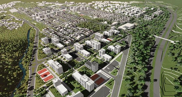 İzmir Gaziemir'de beklenen dönüşüm projesi başlıyor
