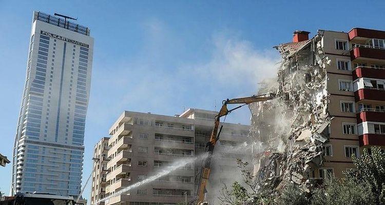 İzmir'de orta hasarlı binalar için kritik adım atılıyor