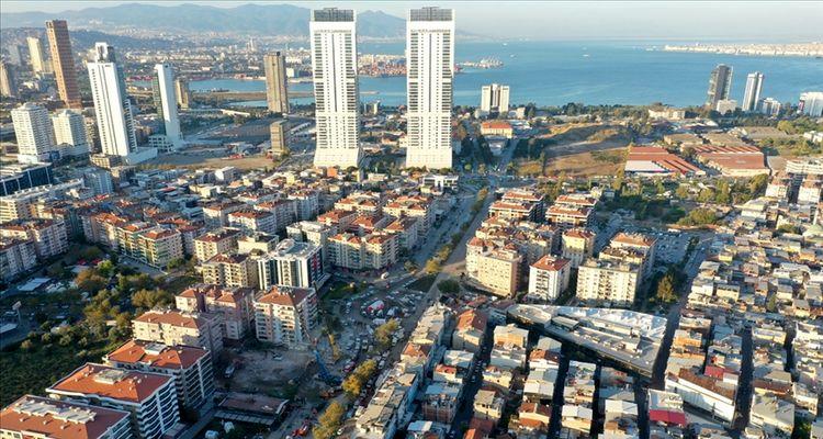 İzmir'deki arsa sorunu konut fiyatlarını artırıyor