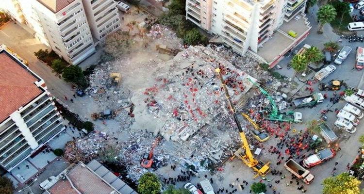 İzmir'in 'Deprem Master Planı' hazırlanıyor