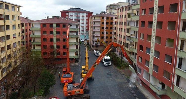 Kanarya Mahallesi'nde kentsel dönüşüm başlıyor