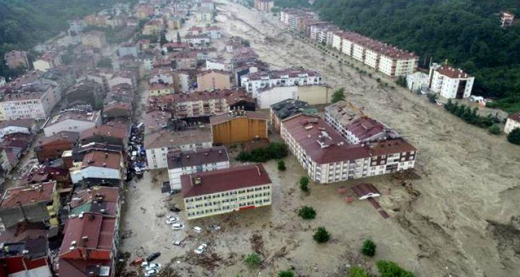 Kastamonu Bozkurt'ta 260 hasarlı bina belirlendi