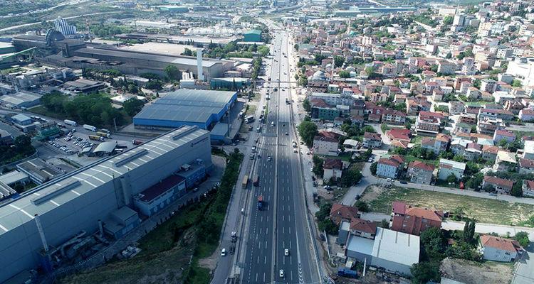 Kocaeli'de sanayi tesisi yanında olan konutlar taşınıyor