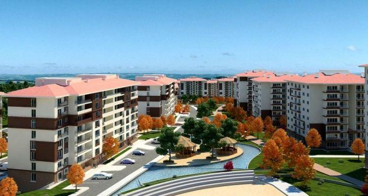 Konya Ahırlı'da 121 yeni sosyal konut inşa edilecek