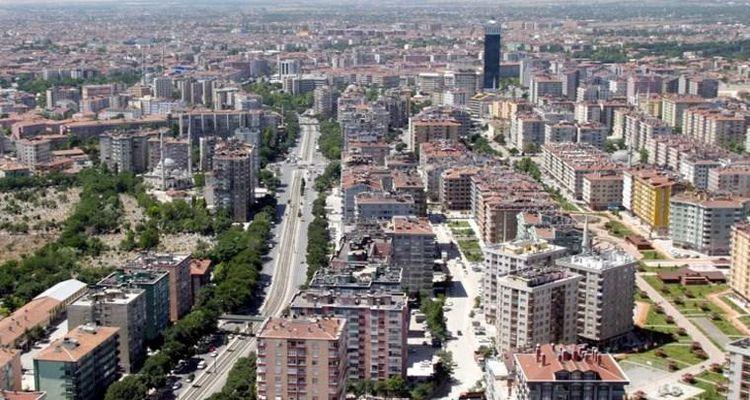 Konya Ereğli'de 338 yapı dönüşüme alındı