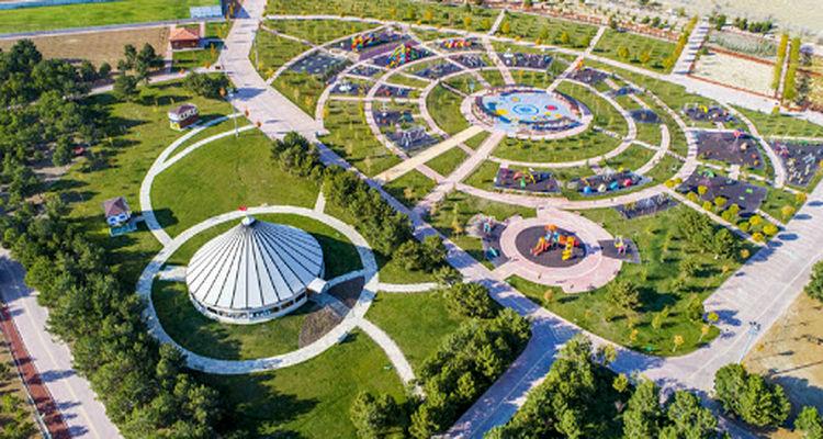 Konya'da 14 millet bahçesi hayata geçiriliyor