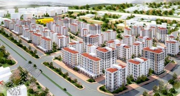 Mamak'ta 2 bin kentsel dönüşüm konutu daha kuruluyor