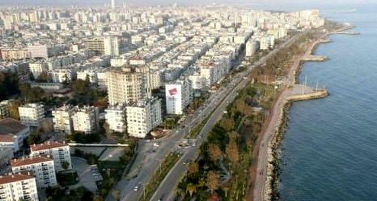 Mersin'in 6 ilçesinde kamulaştırma kararı alındı