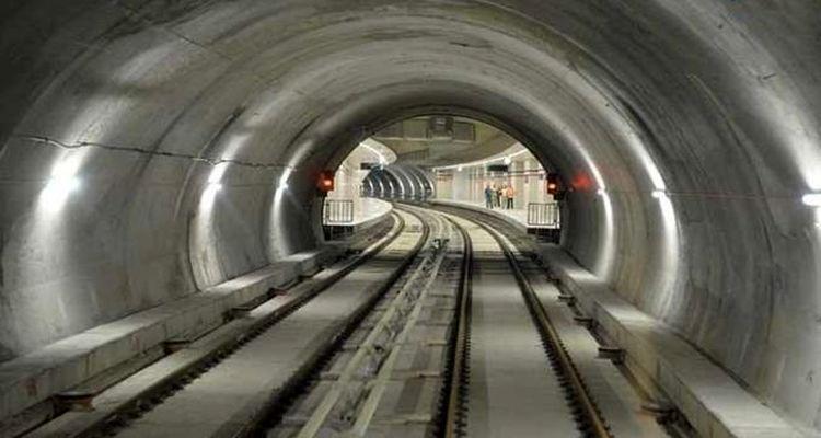 Narlıdere metrosu yüzde 82 oranında tamamlandı