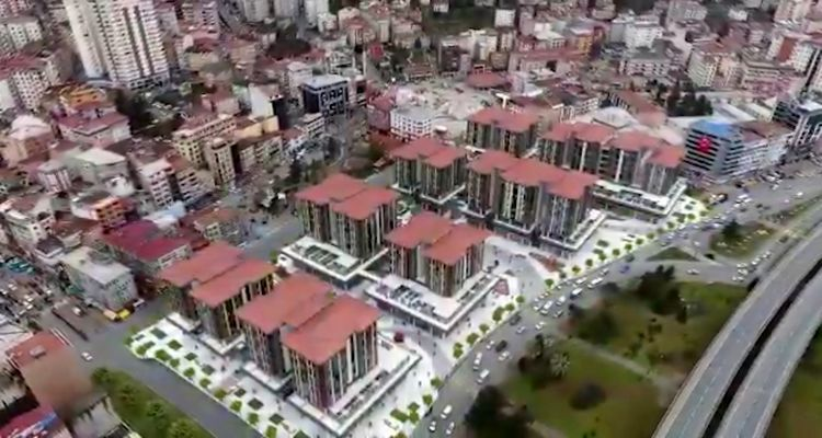 Rize'de inşa edilecek yapılar kazıkla desteklenecek