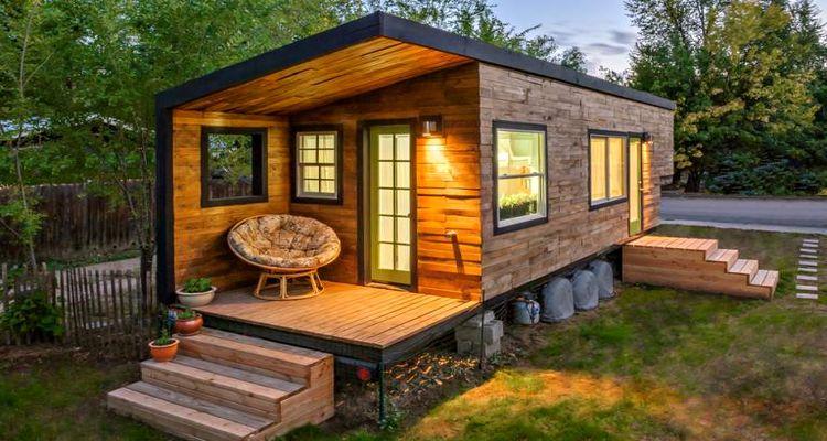 Tiny House'lara ilgi ülkemizde artıyor