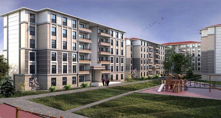 TOKİ, Ankara'da 657 yeni konut inşa edecek