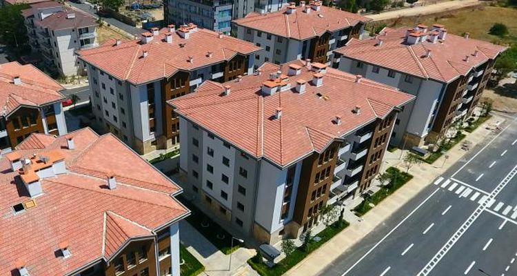 TOKİ Kütahya'da yeni dönüşüm projesi hayata geçiriyor