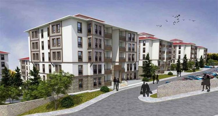 TOKİ tarafından Ankara Elmadağ'da proje geliştirilecek