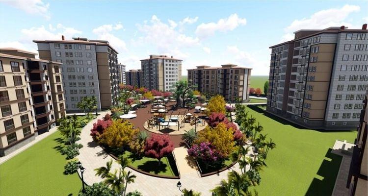 TOKİ'nin Mamak'taki projesinde 34 yeni konut satışa sunuldu