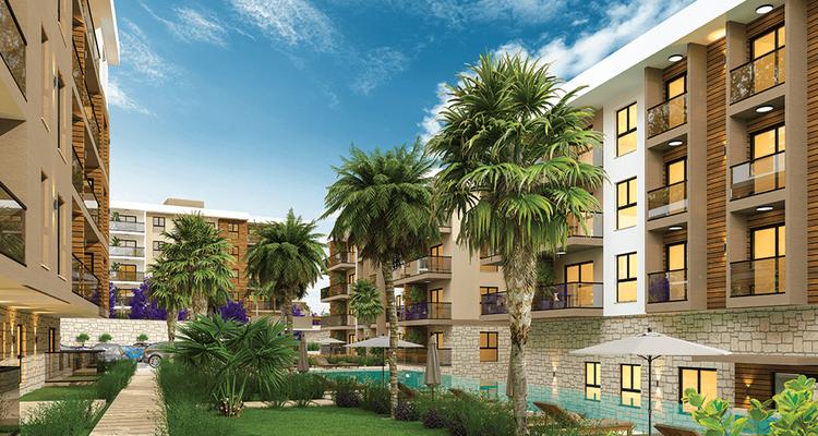 Yaren Living Park Kuşadası'nda lüks yaşam alanı kuruyor
