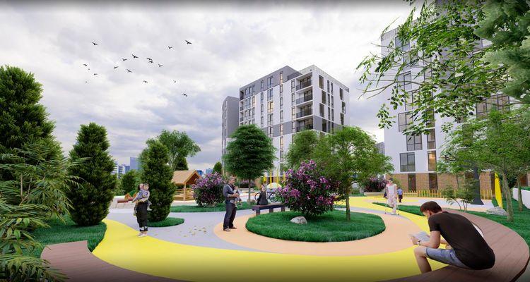 Yeşilpınar'da kentsel dönüşüm projesinin temeli atıldı