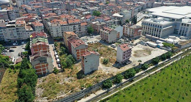 Zeytinburnu Çırpıcı Mahallesi'nde dönüşüm sorunu çözüldü