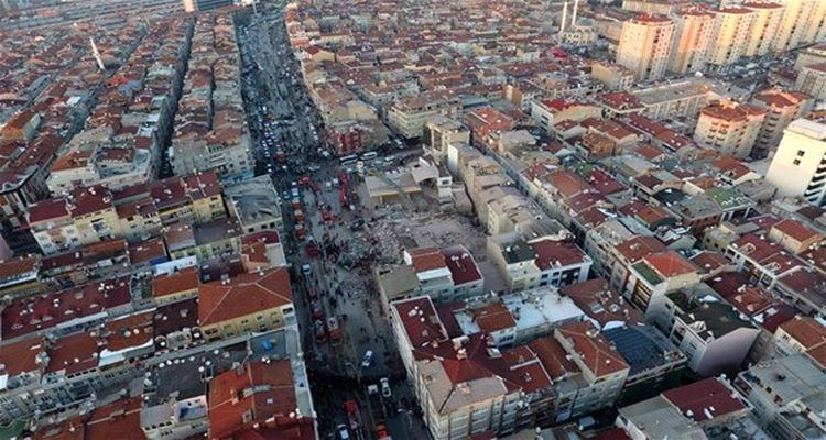 Zeytinburnu'nun 5 bölgesinde kentsel dönüşüm uygulanıyor