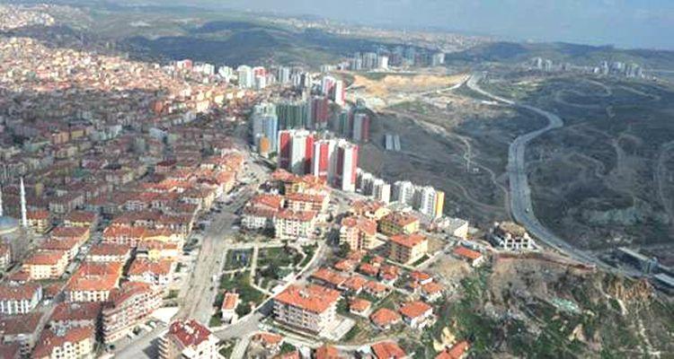Kuzey Ankara Girişi Kentsel Dönüşüm Projesinde Yıkım Kararı