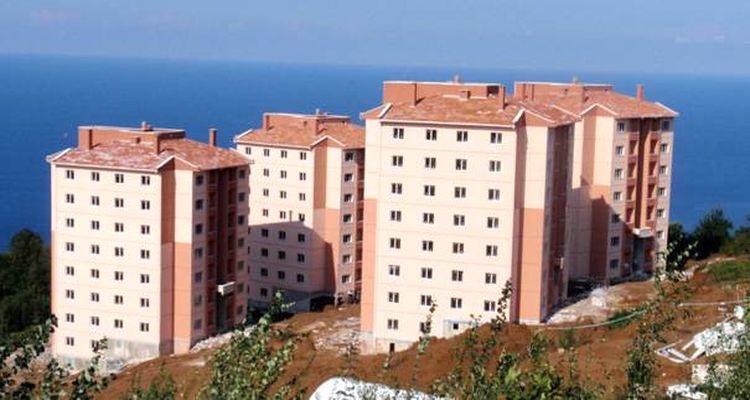 Toki Trabzon Vakfıkebir 2. Etap Emekli Kura Çekilişi Bugün