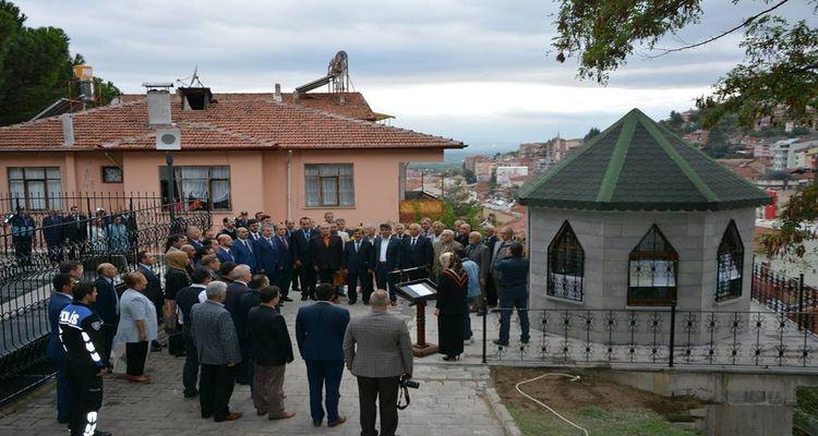 Tokat Niksar Ahi Pehlivan Anıt Mezarı Açıldı!