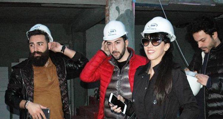 Hande Yener Bodrum'da Gece Kulübü Açıyor