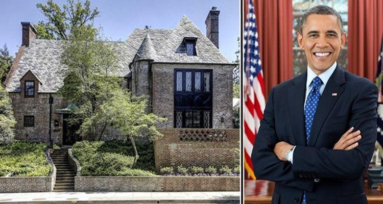 Barack Obama'nın Yeni Evi