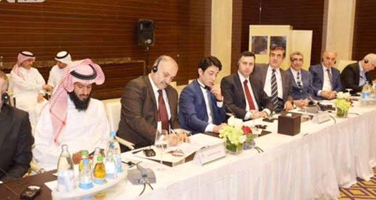 Suudi Arabistan İmar Bakanı Sinpaş'la Görüştü