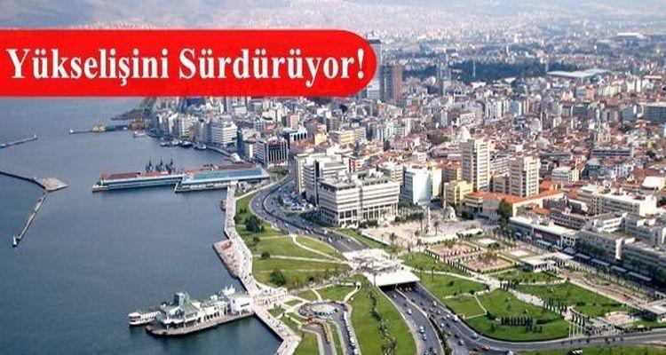 İzmir İstanbul ve Ankara'yı Solladı