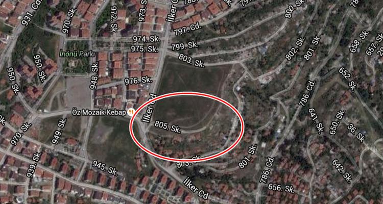 Ankara Büyükşehir Belediyesi'nden 538 Milyon TL'lik Satılık Arsa