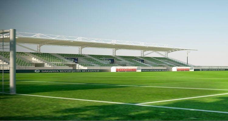 Sakarya Akyazı Spor Tesisi'nin Temeli 7 Ekim'de Atılıyor!