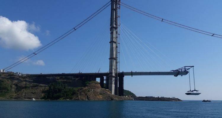 3'üncü Köprü Son Görüntüleri